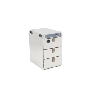 Rieber Thermomat 3 Schubladen GN 1/1 150mm | Garen und Warmhalten | 1,5kW | 448x691x752mm