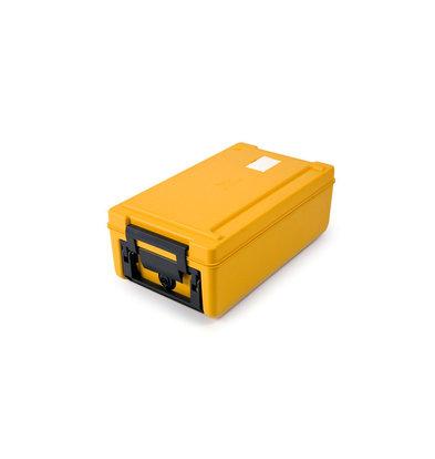 Rieber Thermoport 50 KB | Beheizt bis zu +95°C mit Sensor | GN 1/1 100mm | 11,7 Liter | 370x645x240mm | Erhältlich in 2 Farben