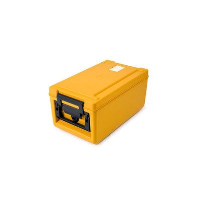 Rieber Thermoport 100 KB | Beheizt bis zu +95°C | GN 1/1 200mm | 26 Liter | 370x645x308mm | Erthältlich in 2 Farben