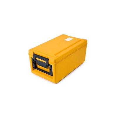 Rieber Thermoport 100 KB | Beheizt bis zu +95°C mit Sensor | GN 1/1 200mm | 26 Liter | 370x645x308mm | Erhältlich in 2 Farben