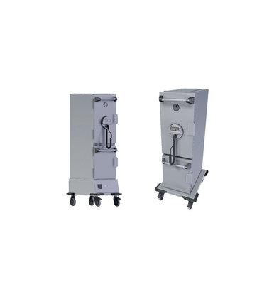 Rieber 3000 Hybrid | Kühl/Wärme Wagen | Geeignet für GN 1/1 200mm | 70 Liter Warm/ 44 Liter Kühl | Erhältlich in 2 Varianten