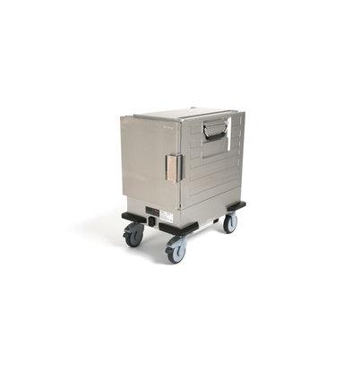 Rieber Thermoport 1000 C Gekühlter Ausgabewagen   Geeignet für  GN 1/1 200mm   410x655x760mm   Erhältlich in 2 Varianten