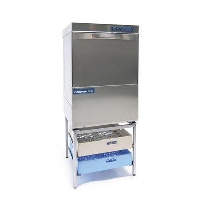 Rhima Geschirrspüler 50x50cm | Rhima DR50SPlus | Wahl 230 / 400V | 590x600x850mm | In 4 Varianten