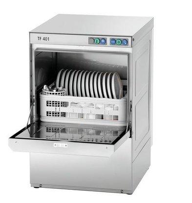 Bartscher Spülmaschine Deltamat TF401 | 450x553x(h)700mm | 3,2 kW-230V | In verschiedenen Varianten