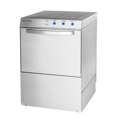 XXLselect Profi Geschirrspülmaschine | 50x50cm | 230V/400V | MADE IN EUROPE | In verschiedenen Varianten