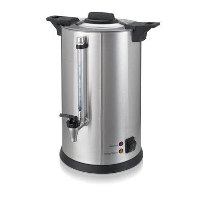 Bravilor Bonamat Perkolator 45 | Doppelwandig Edelstahl | 6 Liter | Ø233x(h)425mm