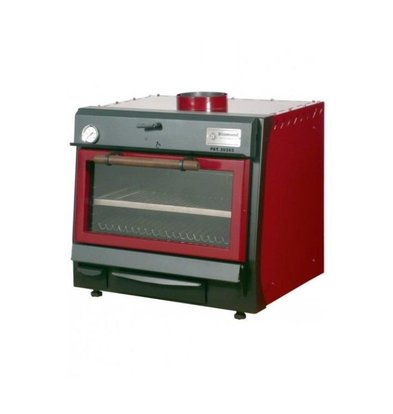 Diamond Holzkolhleofen-Grill | 1/1GN | 60kg/St | 706x613(925)xh690mm | In 2 Farben