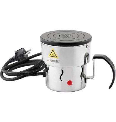 Sunnex Elektrische Heizung für Chafing Dish | 350W | (H)115x160x110mm