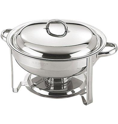 Stalgast Chafing Dish | Runde | 7,5 Liter | (h) 320 mm (Ø) 420 mm