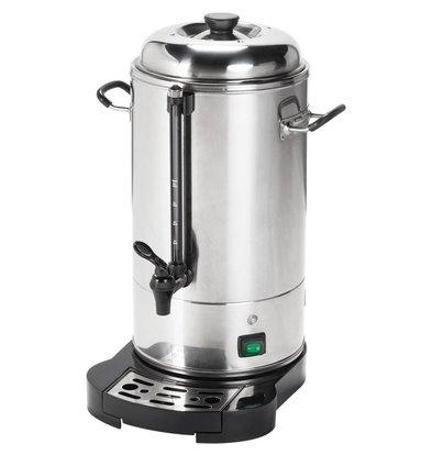 XXLselect Kaffeemaschine mit Abtropffläche | 6Liter | (Ø) 241 mm (h) 480 mm