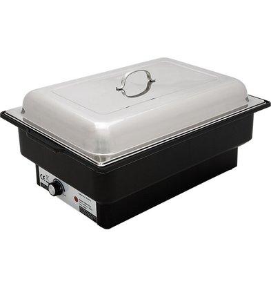 Sunnex Elektro Chafing Dish | GN 1/1 | 8 Liter | (h) 285 mm (t) 350 mm (B) 570 mm