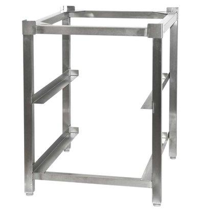 Stalgast Untergestelle für Spülmaschine | (l) 475x (t) 460x (h) 630 mm