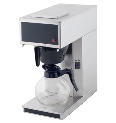 Stalgast Kaffeemaschine mit Krug | (h) 455 mm (t) 385 mm (B) 205 mm