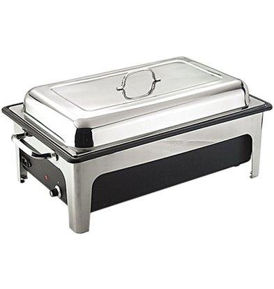 Sunnex Chafing Dish | Elektrisch | GN 1/1 | 13 Liter | (Ø) 480 mm (h) 300 mm