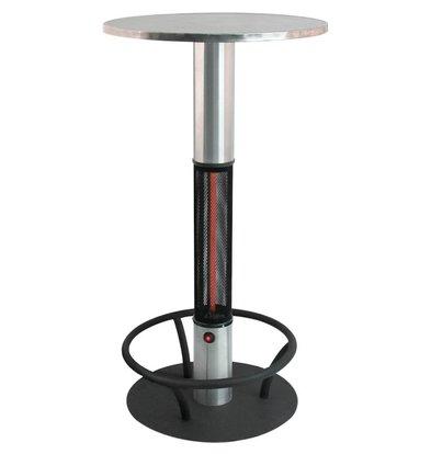 Stalgast Beheizter Tisch   für Außenbereich   17,5 kg   (Ø) 600 mm (h) 1100 mm