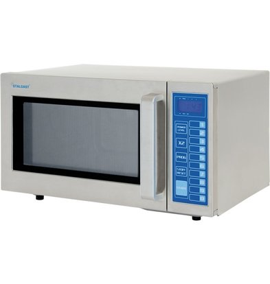 Stalgast Mikrowelle | Proffesionell | 1000 W | 17.9Kg | (h) 312 mm (t) 442 mm (l) 520 mm