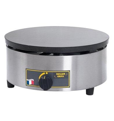 Roller Grill Crêpes-Gerät | Einzel (Gas) | 3,6 kW | (Ø) 400 mm (h) 160 mm