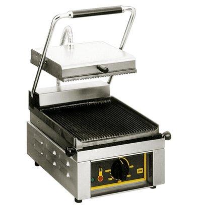 Roller Grill Elektro-Kontaktgrill | Einzel | 2 kW | 18 kg | 330x385x220mm (h)