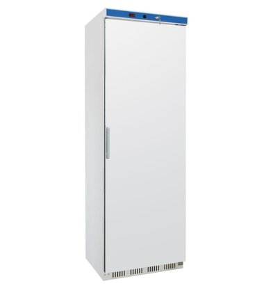 Stalgast Kühlschrank | 350 Liter | ABS-Innenraum | Weiß lackiert | 600x600x1850mm (h)