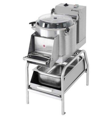 Stalgast Kartoffelschäler | 60 kg /St | 415x780x (h) 880 mm | 0,37 kW