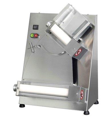 Stalgast Teigausrollmaschine | 310 mm | 510x490x (h) 640 mm | 0,5 KW