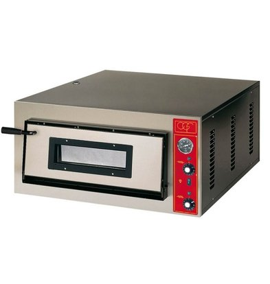 GGF Pizzaofen | E-Line | 6 Pizzas 30cm | 900x1020x (H) 420mm