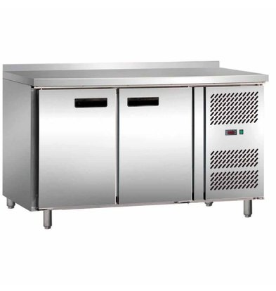 Stalgast Tiefkühltisch | 2 Türen | 205L | 0,75 kW | 1360x700x (H) 860mm