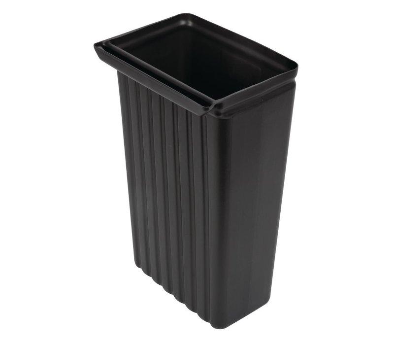 Cambro Abfallbehälter für den Servierwagen GACT349
