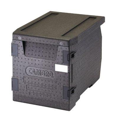 Cambro Cambro Isolierter Lebensmitteltransportbehälter | 60 Liter | 3 x GN 1/1  100 mm