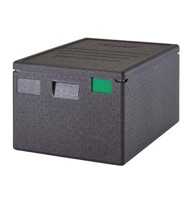 Cambro Toplader Lebensmitteltransportbehälter | 80 Liter | 1x 60x40 cm | Tiefe 300 mm