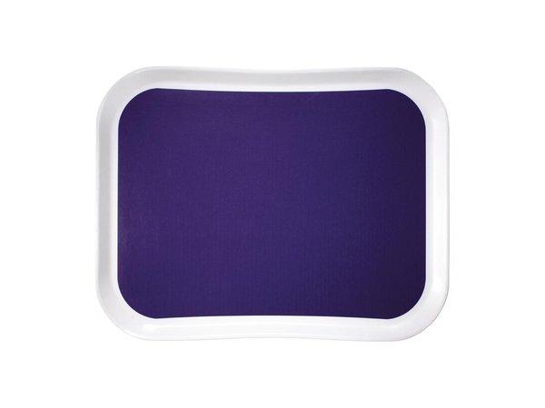 Cambro Versa Lite Polyester Tablett | Lila | 430x330mm