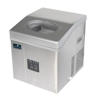 CaterCool Eiswürfelmaschine | Tischmodell | 15kg/Tag | 45(h)x41,5x35cm
