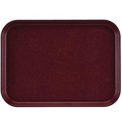 Cambro Tablett Rechteckig | Rutschfestes Fiberglas | 41,5x30,5cm | Verfügbar in 2 Farben