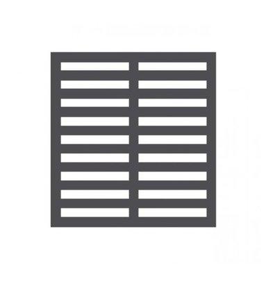 Combisteel Gitter + Schienen für Combisteel Mini Kühl- / Gefrierzellen