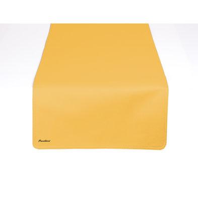 Pavelinni Leder Tischläufer | Classic Karma | Einseitig | 450x1200mm | Erhältlich in 7 Farben