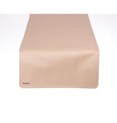 Pavelinni Leder Tischläufer | Classic Hampton | Einseitig | 450x1200mm | Erhältlich in 8 Farben