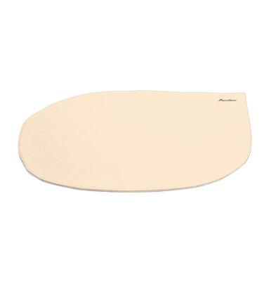 Pavelinni Leder Tischset | Drop Classic Cyprus | Rund | 300x450mm | Erhältlich in 8 Farben