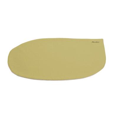 Pavelinni Leder Tischset | Drop Classic Agave | Rund | 300x450mm | Erhältlich in 8 Farben
