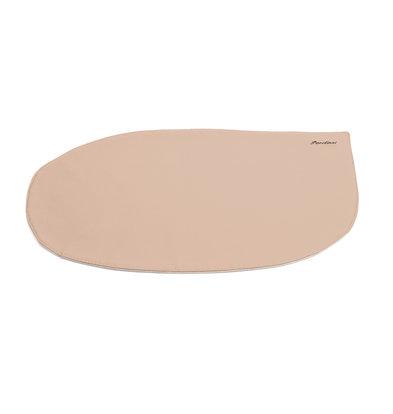 Pavelinni Leder Tischset | Drop Classic Hampton | Rund | 300x450mm | Erhältlich in 8 Farben