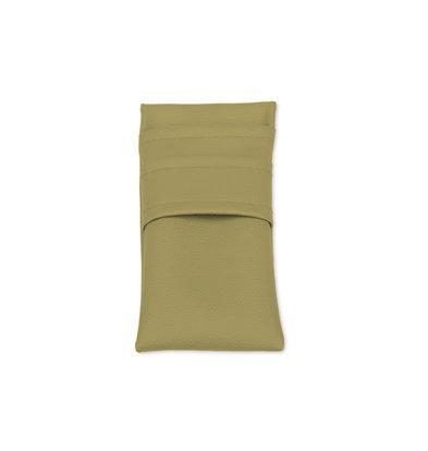 Pavelinni Besteckhülle Eco-Leder | Classic Agave | 90x215mm | 10 Stück | Erhältlich in 8 Farben