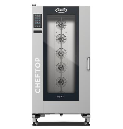 Unox Combisteamer Plus Electric | XEVL-2011-YPRS | 20x GN 1/1 | 892×1018×1875(h)mm