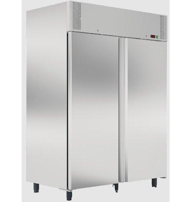 Saro Gastronomie Kühlschrank | Doppel | Roste verstellbar | 1376 Liter | 1480x830x(h)2090mm