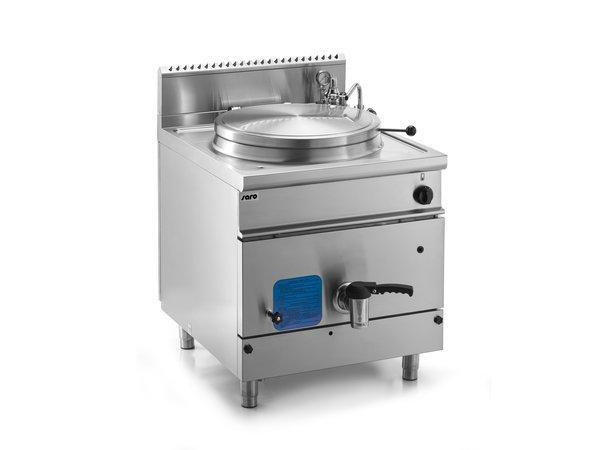 Saro Gas-Kochkessel   113 Liter   21 kW   800x900x(h)850mm