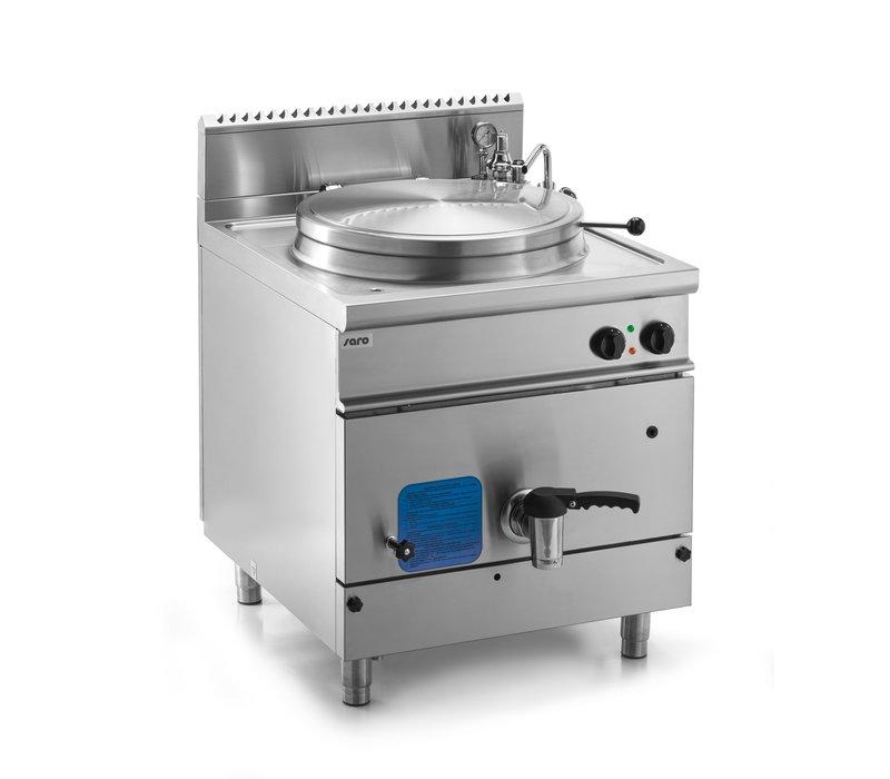 Saro Elektro-Kochkessel | 113 Liter | 13 kW | 800x900x(h)850mm