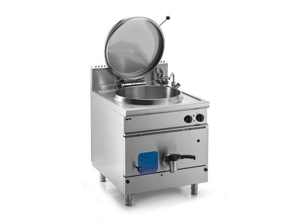 Saro Elektro-Kochkessel | 150 Liter | 13 kW | 800x900x(h)850mm