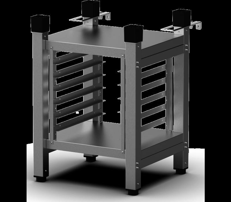 Unox Untergestell hoch für ChefTop Compact   6x GN 1/1   XWCRC-0613-H