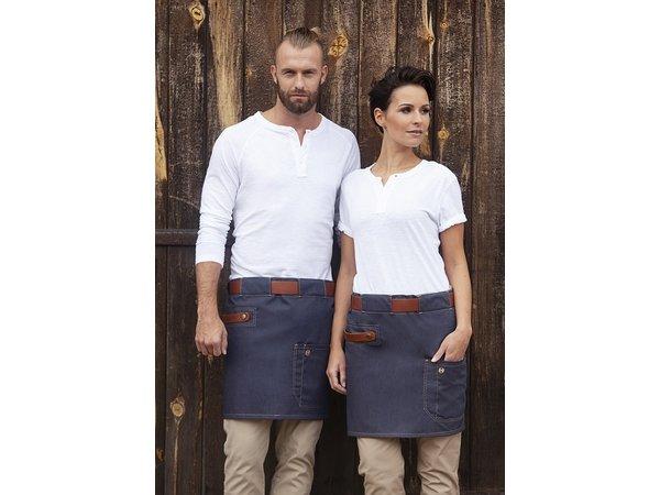 Karlowsky Vorbinder Jeans 1892 Arizona | 70x45 cm | 65% Polyester / 35% Baumwolle | Erhältlich in 2 Farben