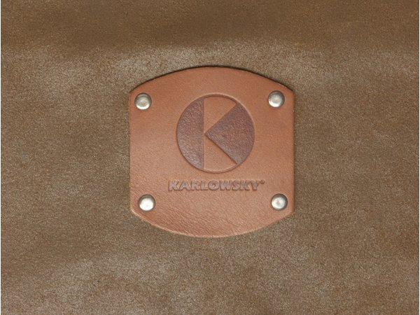 XXLselect Leder Vorbinder Craftsman | 59x40 cm | 100% Rindsleder | Erhältlich in 4 Farben