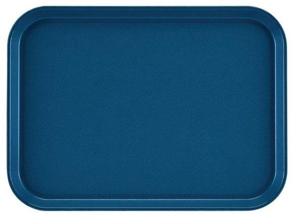 Cambro Tablett Rechteckig | Rutschfestes Fiberglas | 35x27cm | Verfügbar in 2 Farben
