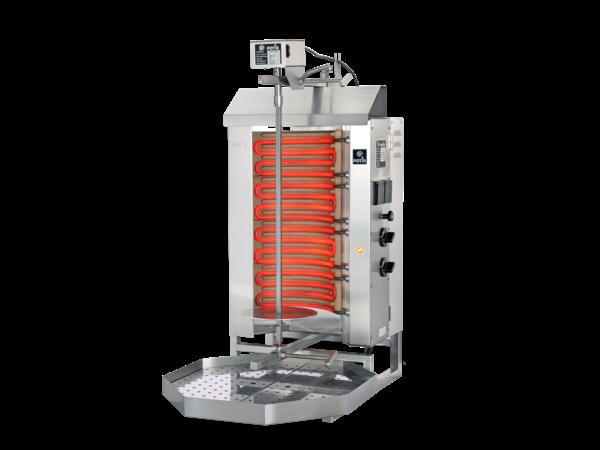 Potis Gyros-Grillgerät Elektro E2-S| 30 Kg | 6,0kW-400/230V 2/N/PE | Erhältlich in 2 Varianten